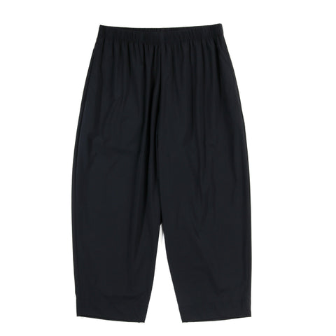 N.HOOLYWOOD 2211-CP08 CROPPED PANTS BLACK