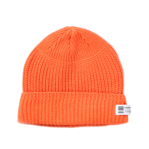 NEIGHBORHOOD WOOL JEEP CAP ORANGE