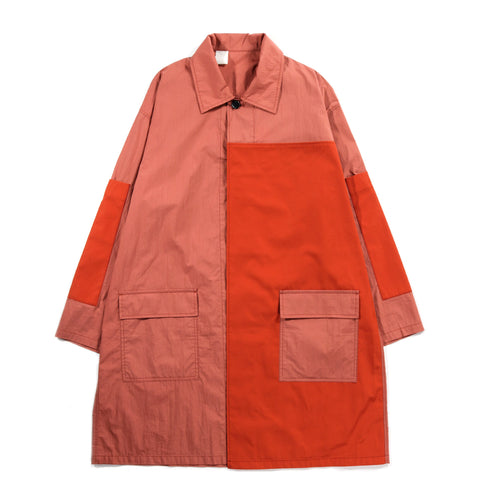 N.HOOLYWOOD 192-CO09 COAT ORANGE