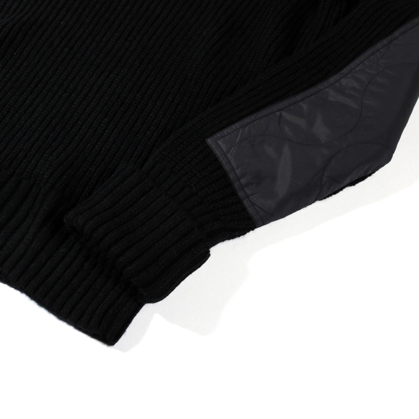 NEIGHBORHOOD COMMANDER SWEATER BLACK