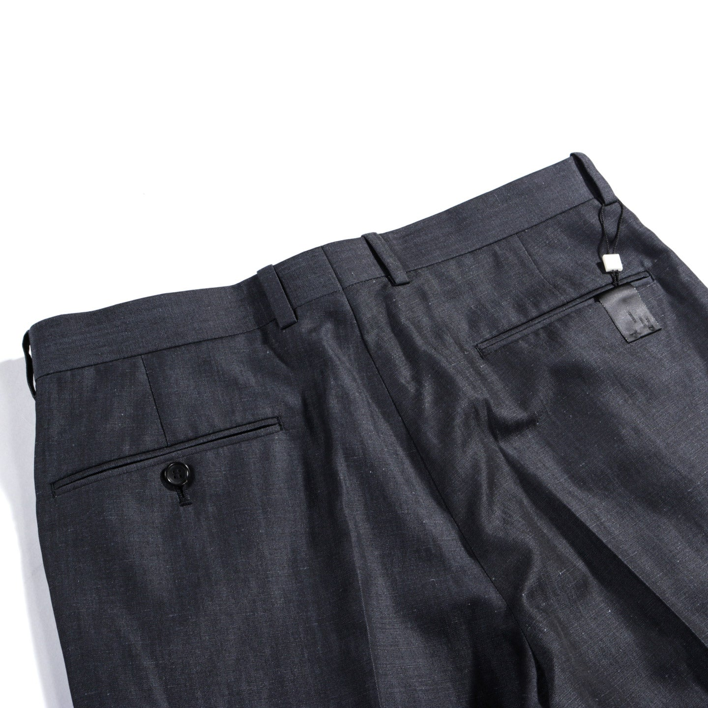 N.HOOLYWOOD 281-PT04 SUIT PANTS NAVY