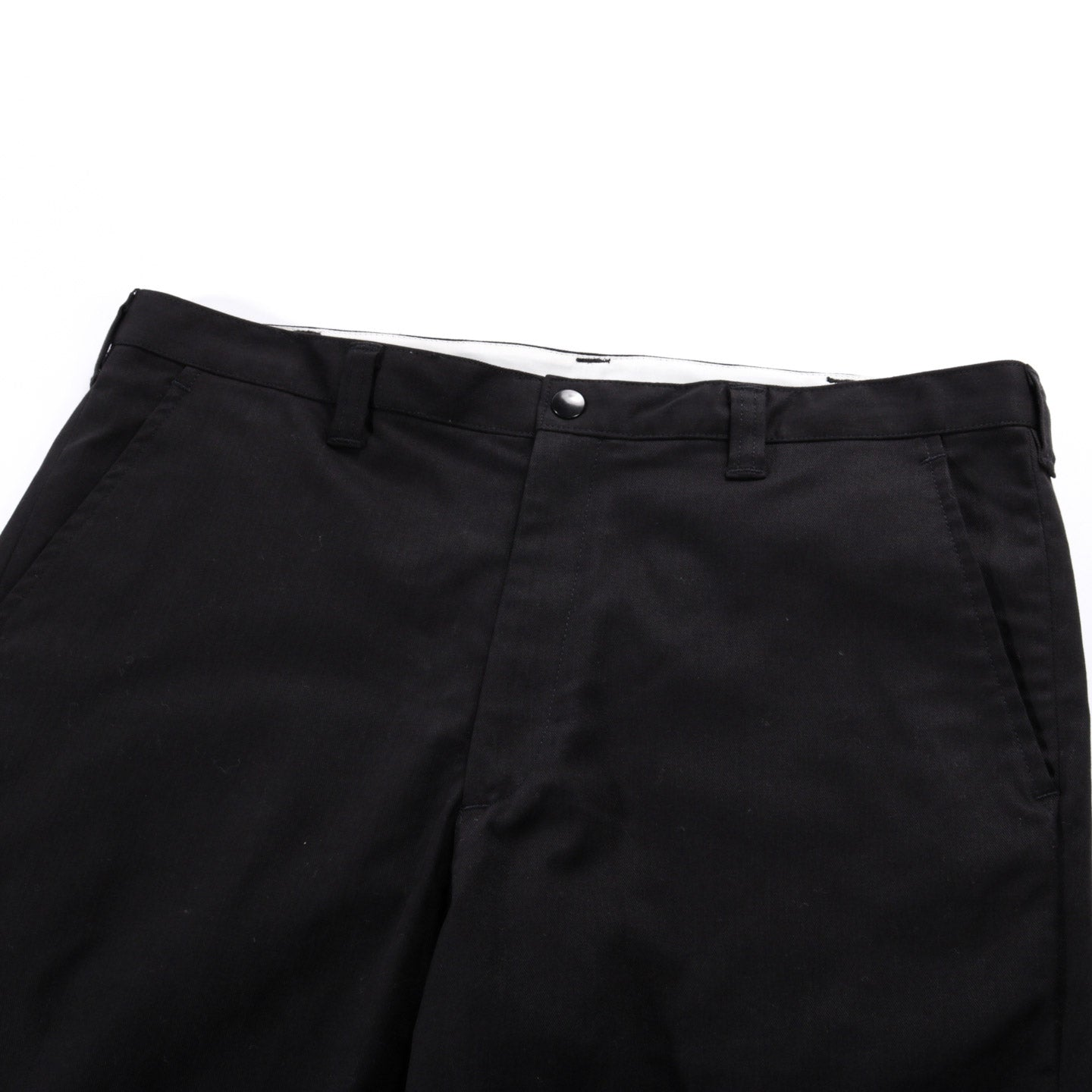 N.HOOLYWOOD 2202-CP04 TAPERED CHINO BLACK