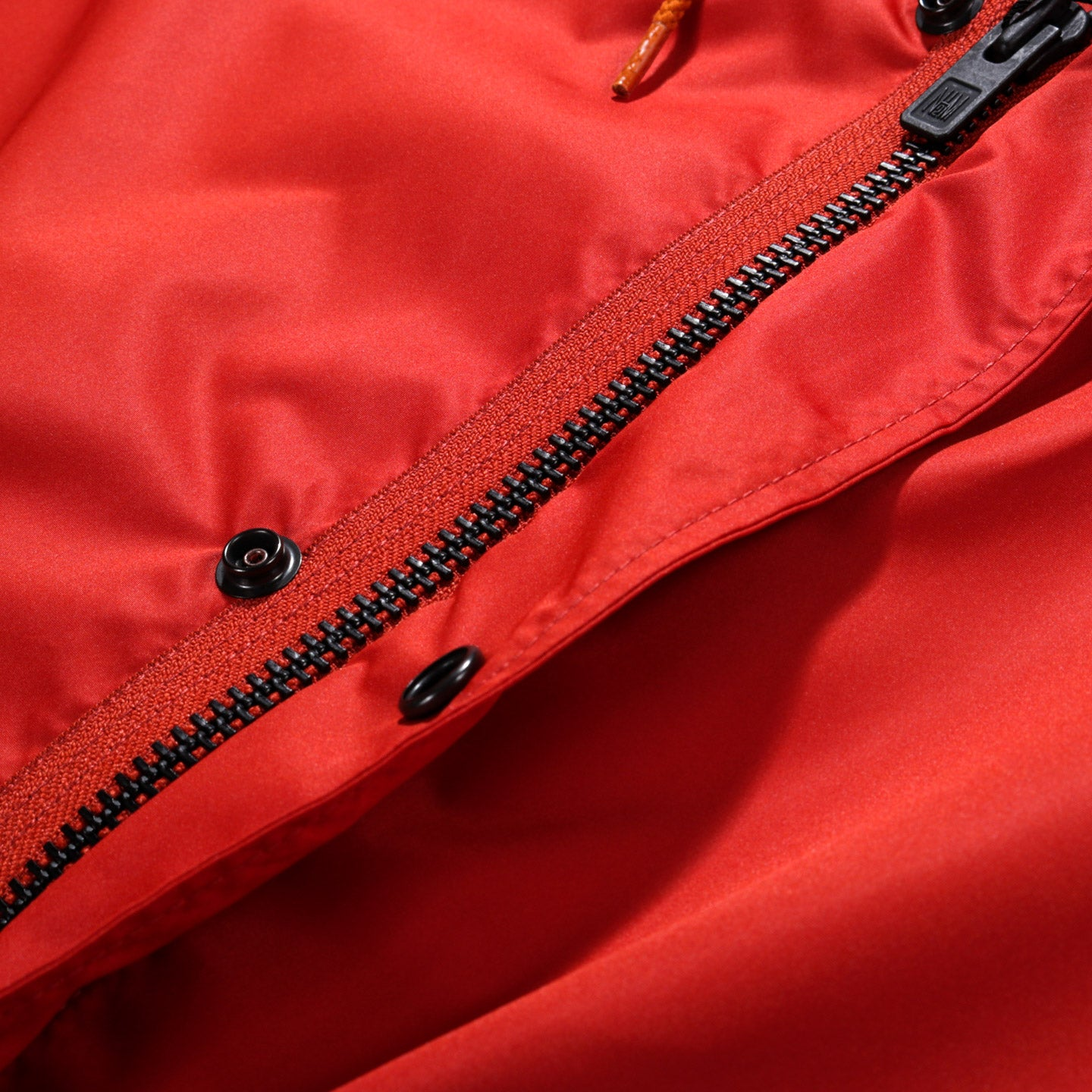 N.HOOLYWOOD 291-BL02 HOODED JACKET ORANGE