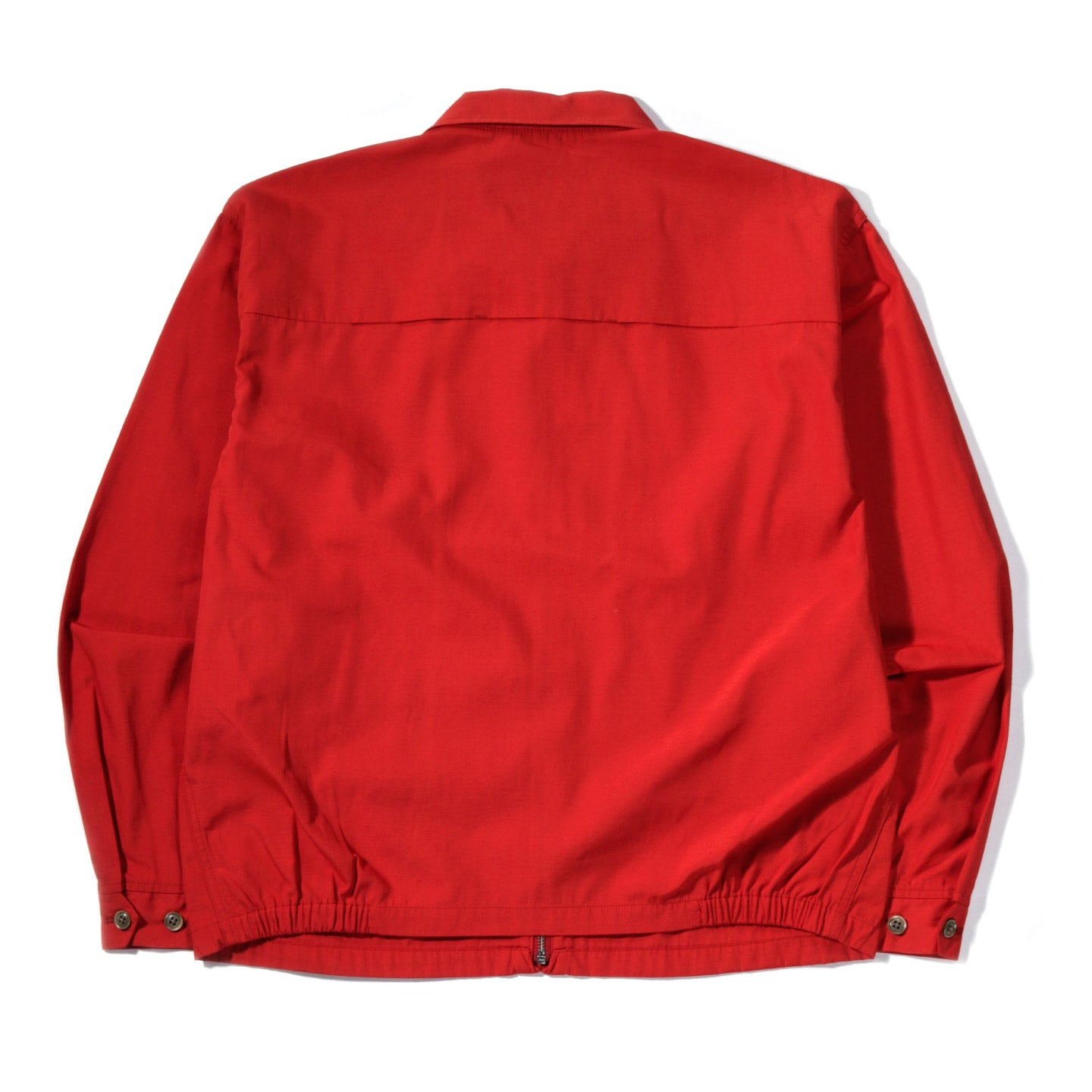 NANAMICA CREW JACKET RED