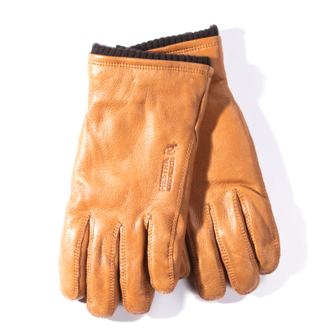 NORSE PROJECTS HESTRA UTSJO GLOVES TOBACCO