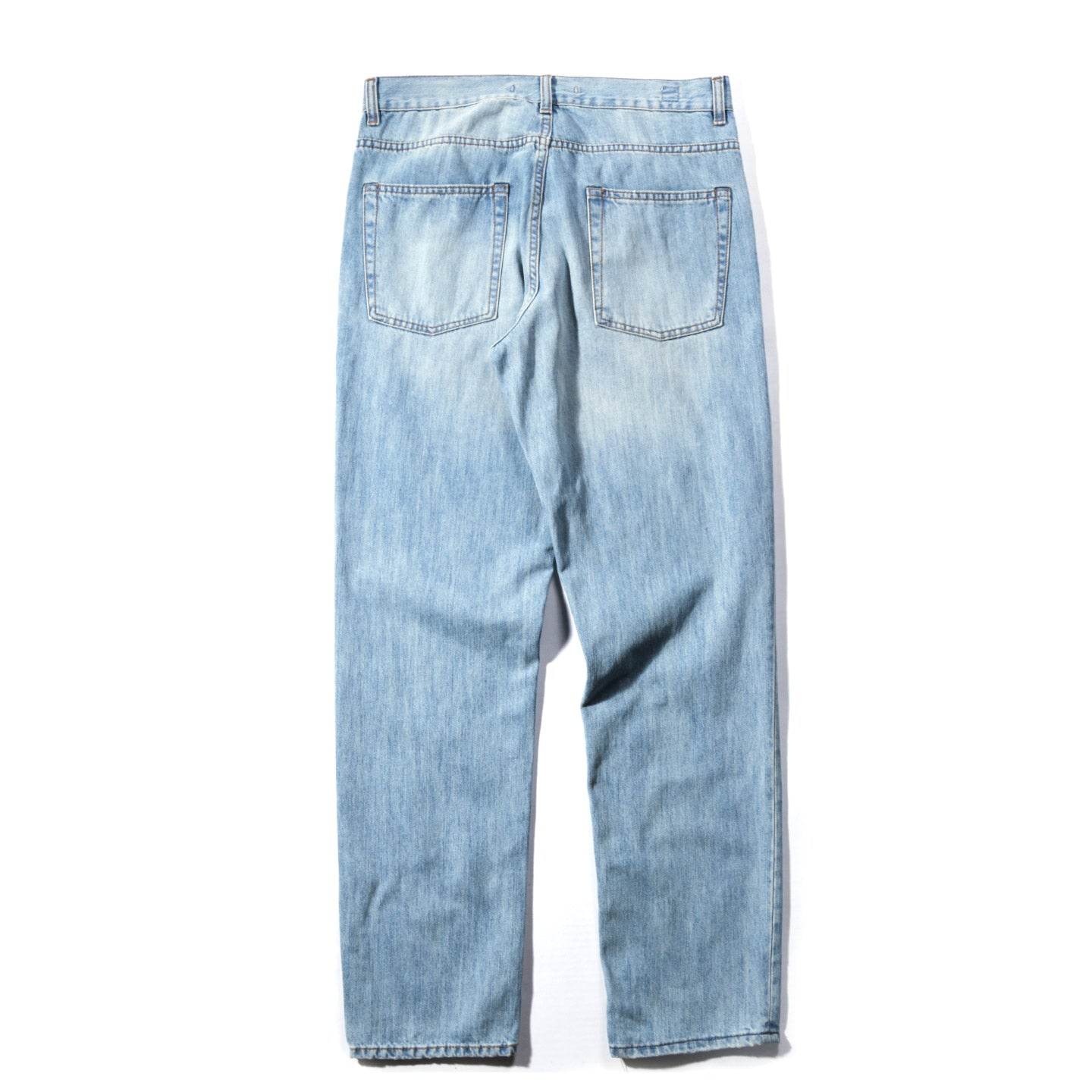 NORSE PROJECTS REGULAR DENIM SUNWASHED