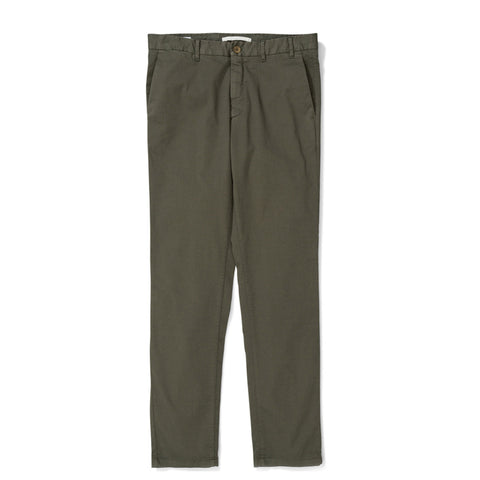 NORSE PROJECTS AROS SLIM LIGHT IVY GREEN