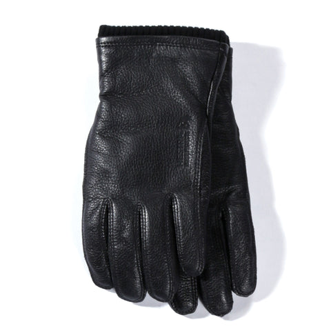 NORSE PROJECTS HESTRA UTSJO GLOVES BLACK