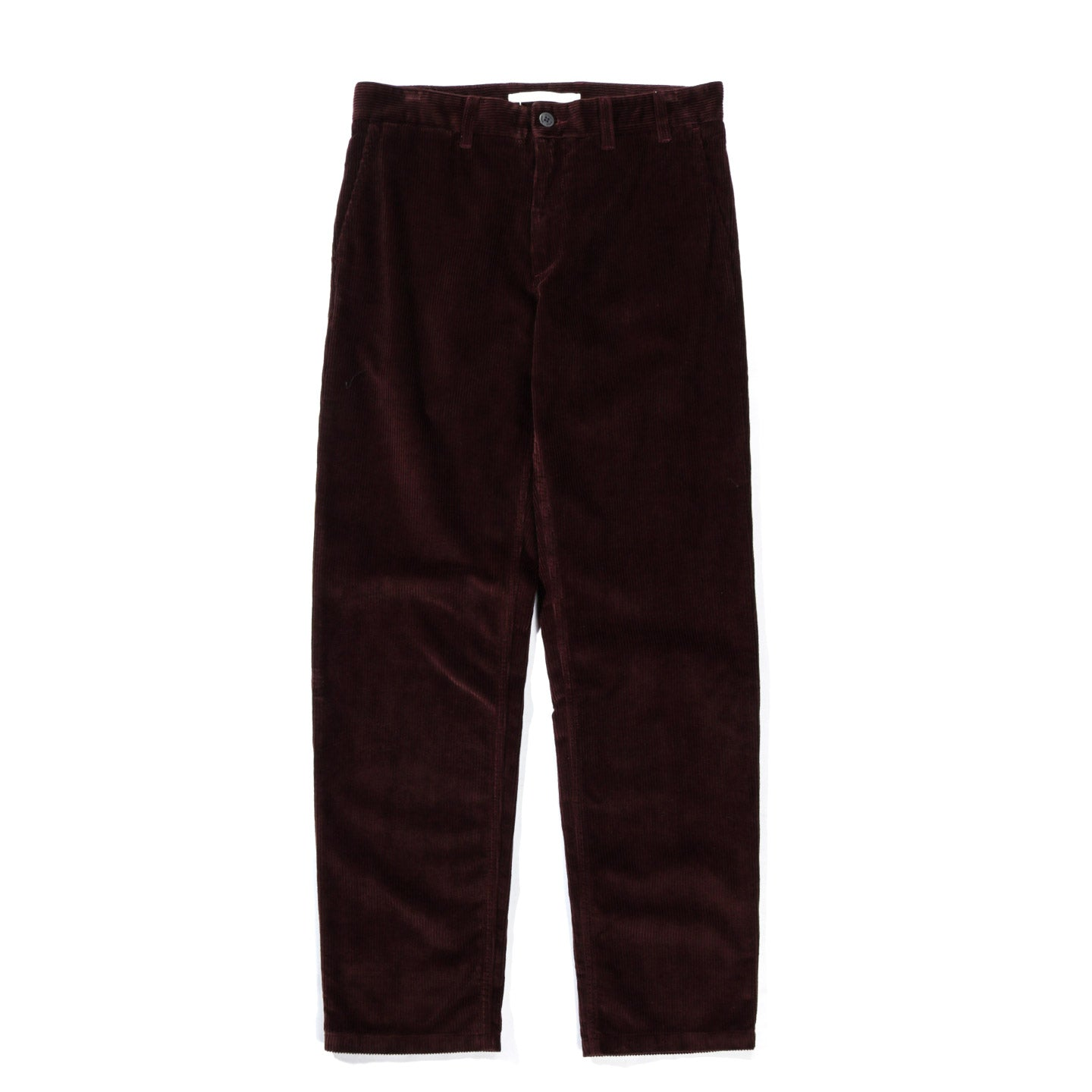 NORSE PROJECTS AROS CORDUROY PANT BURNT SIENNA