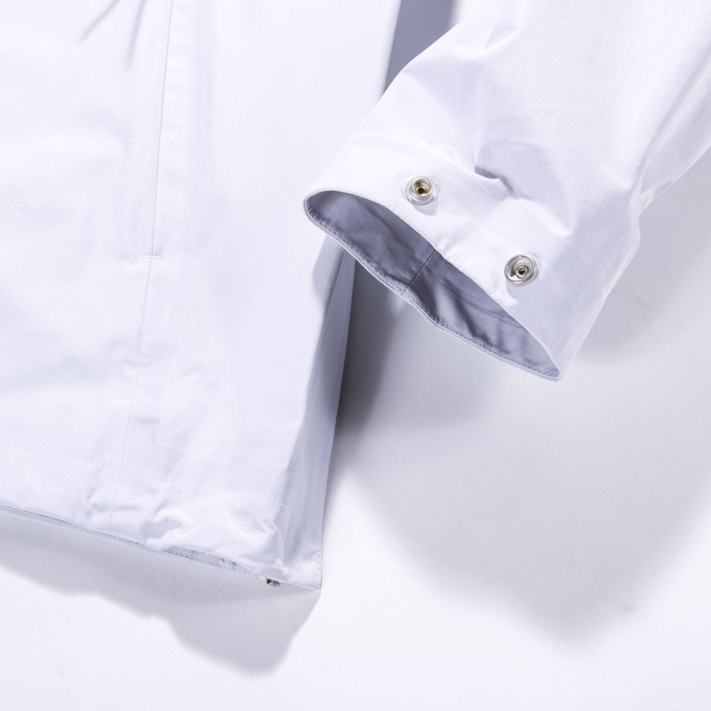 NORSE PROJECTS RIBE ANORAK CRISP WHITE
