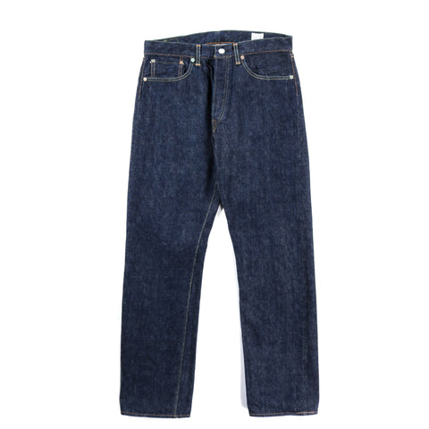 ORSLOW 105 STANDARD FIT OG SELVEDGE DENIM ONE WASH