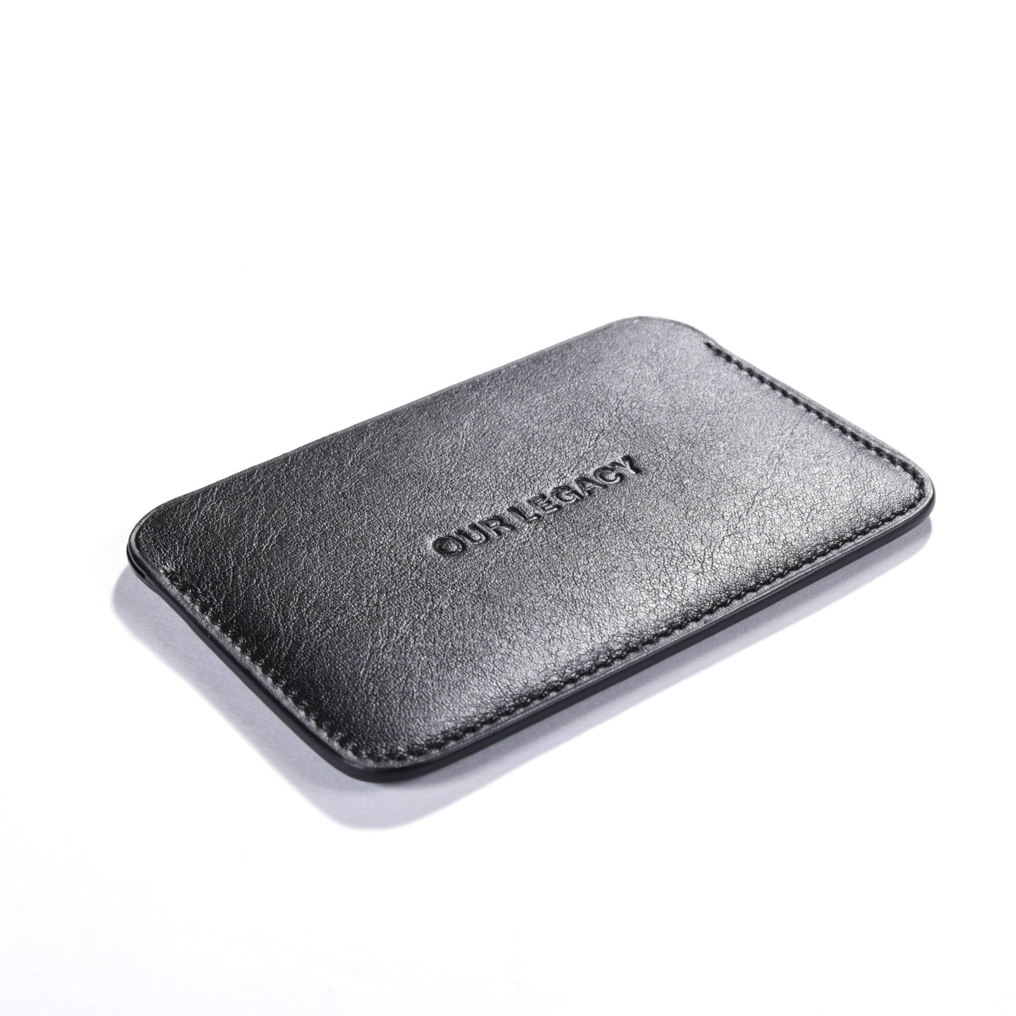 OUR LEGACY REVERB CARD HOLDER BLACK