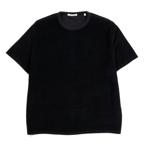 OUR LEGACY NEW BOX T-SHIRT BLACK CORD