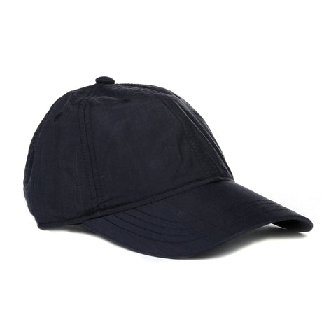 OUR LEGACY BALLCAP DARK NAVY RELIC NYLON