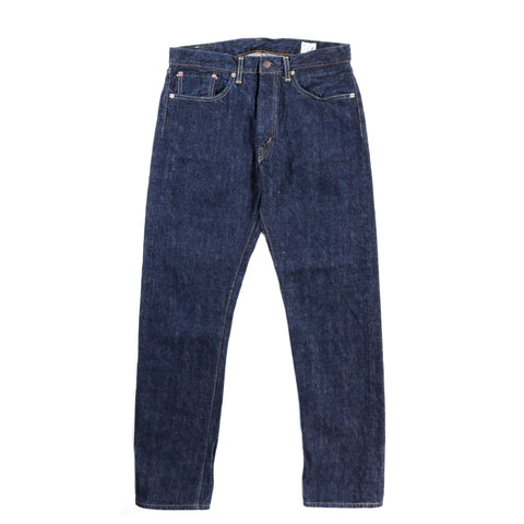 ORSLOW 107 IVY FIT OG SELVEDGE DENIM ONE WASH