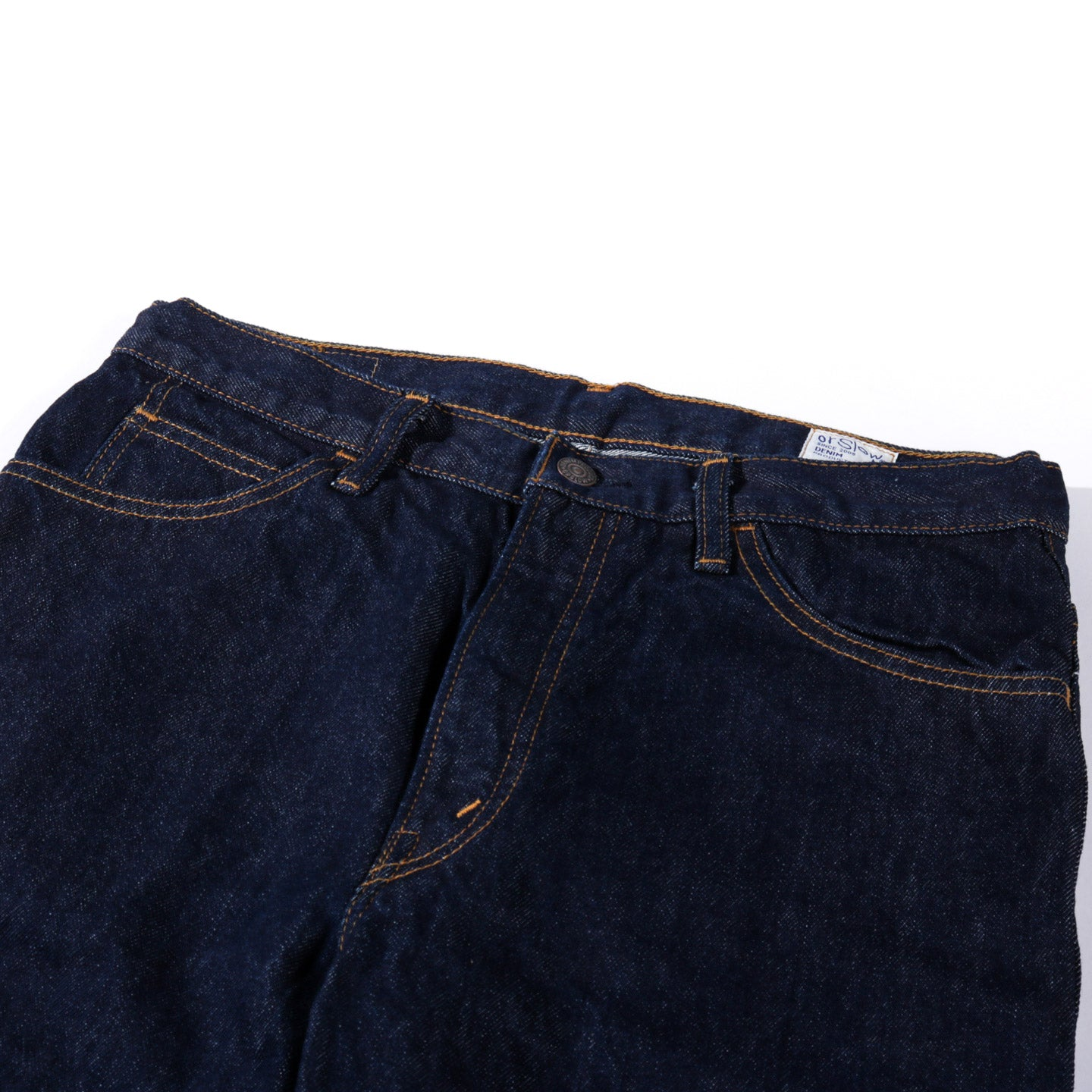 ORSLOW 307 SUPER SLIM FIT DENIM ONE WASH
