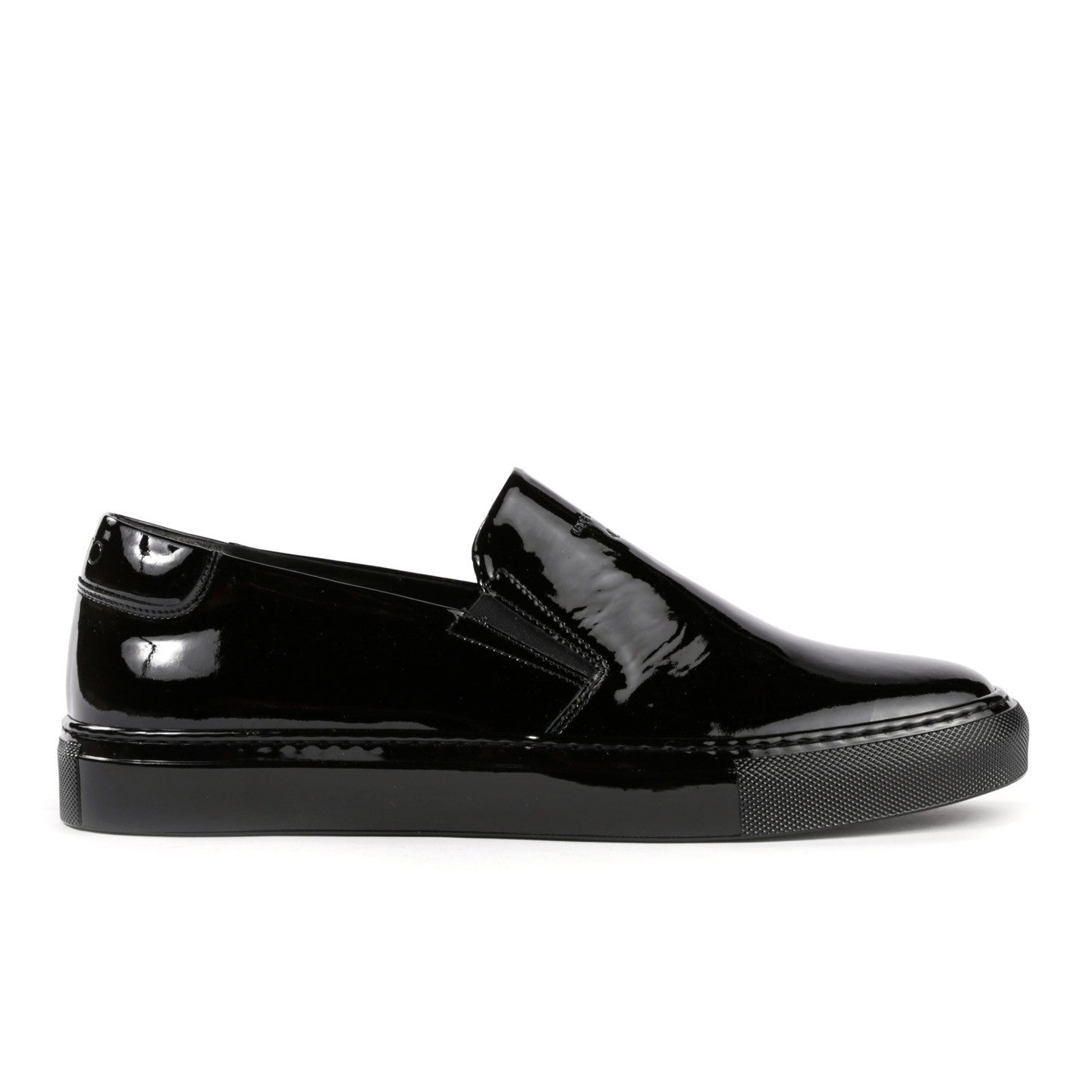 ONTO BARBEE SLIP-ON BLACK PATENT