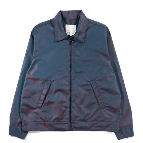 PAA BIG RIG JACKET NAVY IRIDESCENT