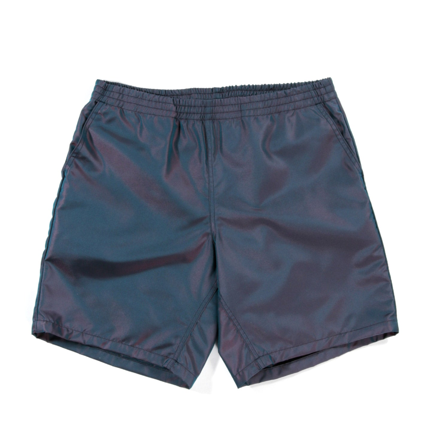 PAA WINDBREAKER SHORTS NAVY IRIDESCENT