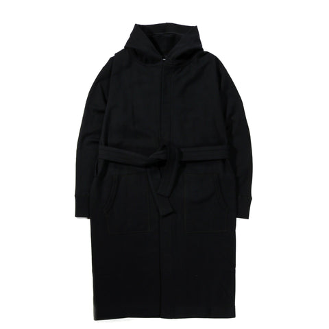 REIGNING CHAMP MIDWEIGHT TERRY ROBE BLACK