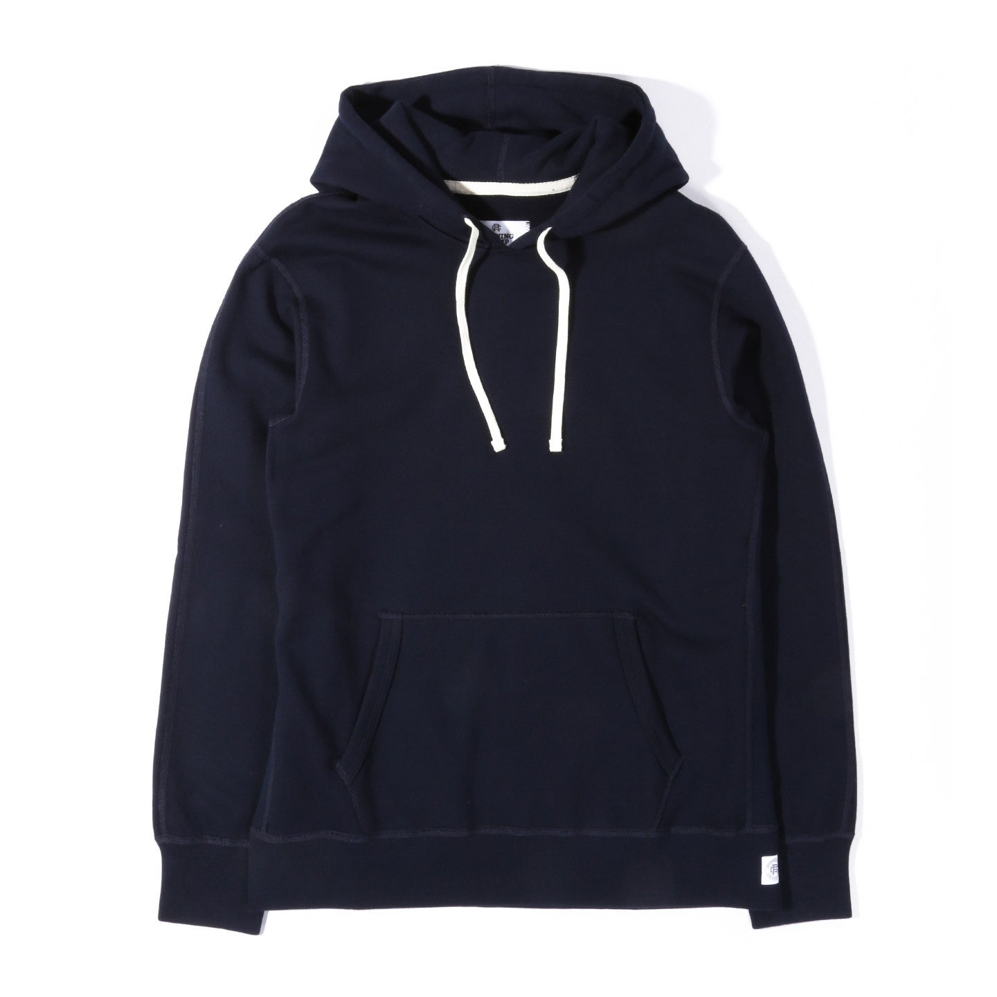 REIGNING CHAMP MIDWEIGHT TERRY PULLOVER HOODY NAVY