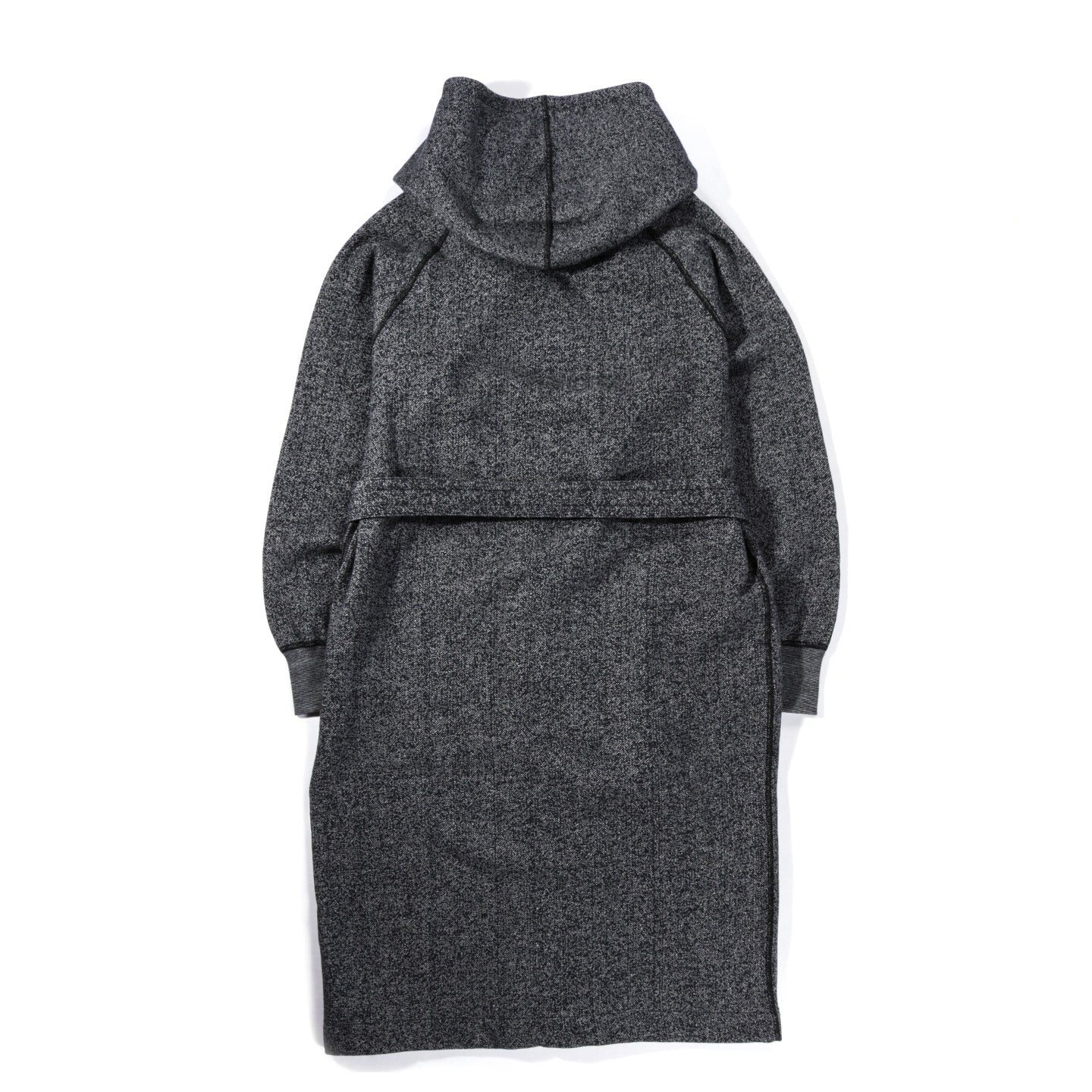 REIGNING CHAMP TIGER FLEECE ROBE BLACK