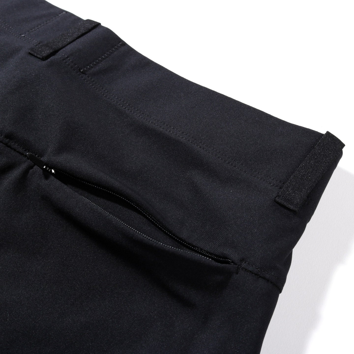 REIGNING CHAMP STRETCH NYLON PANTS BLACK