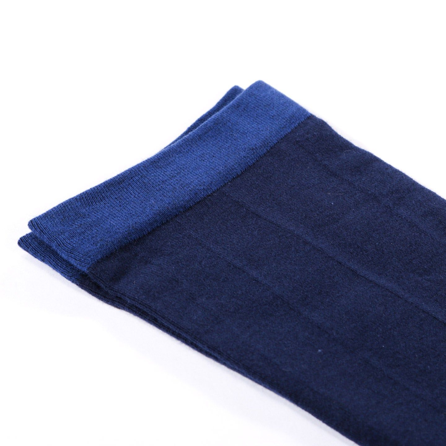 ROTOTO STRETCHLY CREW SOCKS NAVY