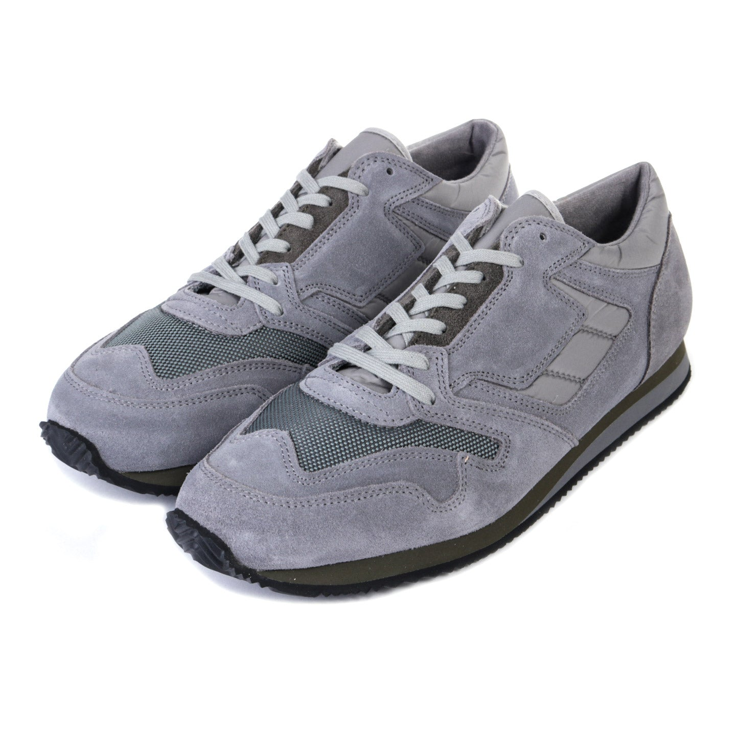 REPRODUCTION OF FOUND BRITISH MILITARY TRAINER GRAY