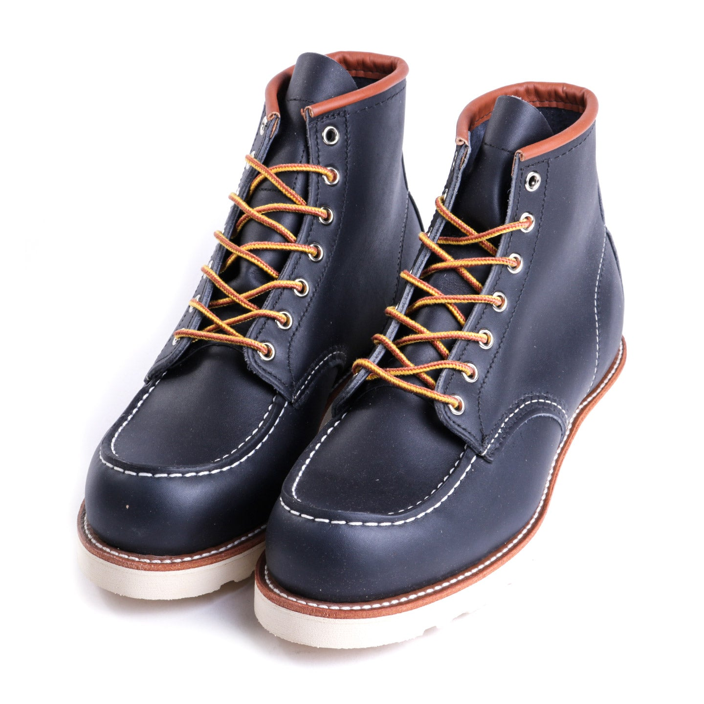 "RED WING 8859 6"" CLASSIC MOC NAVY"