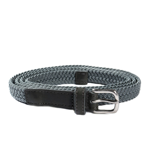 STILL BY HAND STRETCHABLE BELT GREY
