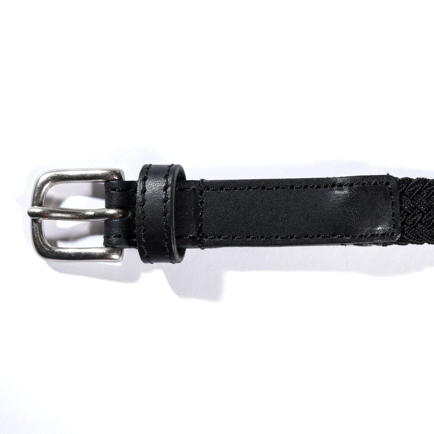 STILL BY HAND STRETCHABLE BELT BLACK