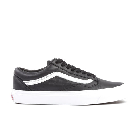 VAULT BY VANS OG OLD SKOOL LX BLACK LEATHER