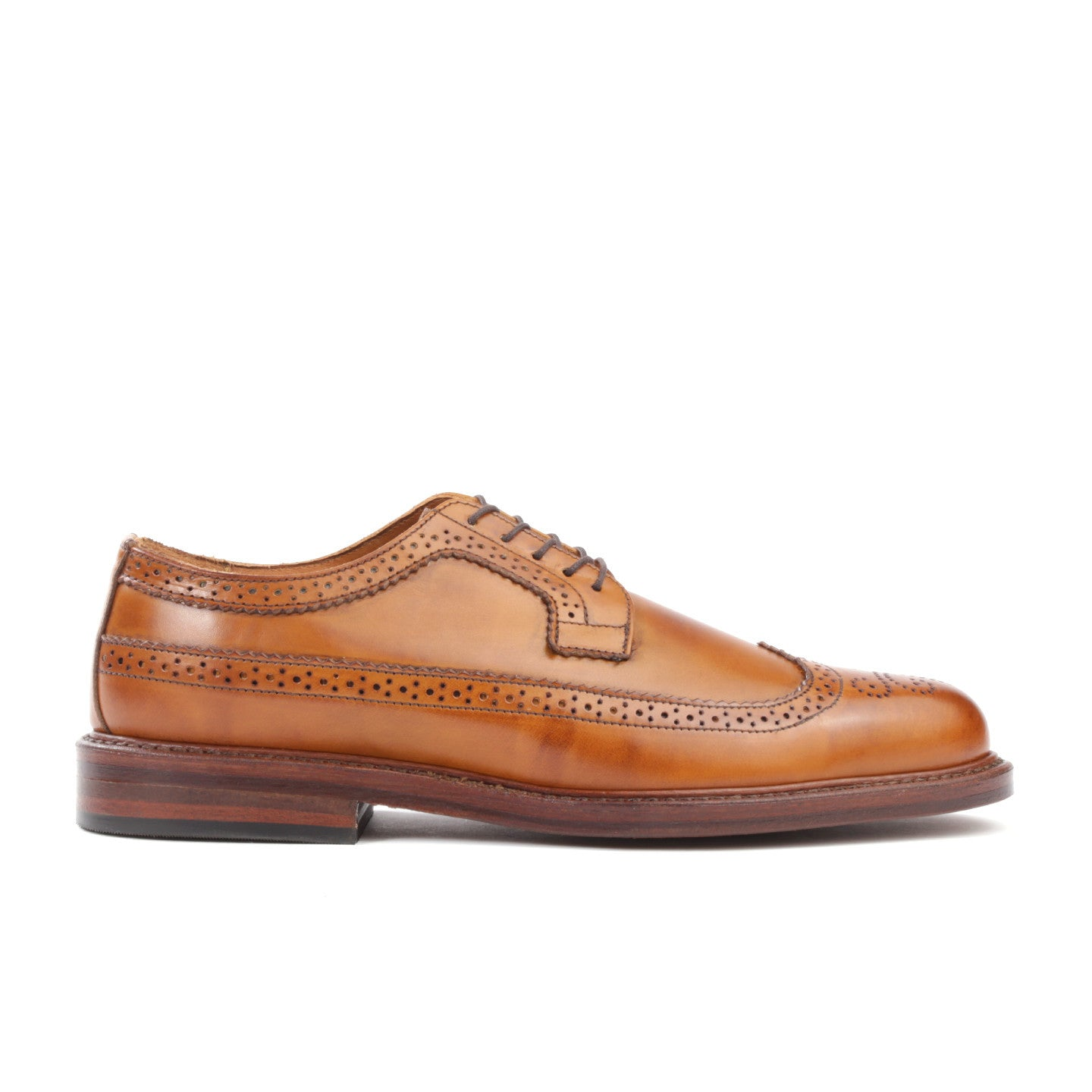 RANCOURT LONGWING BLUCHER AMBER