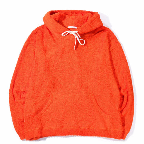 S.K. MANOR HILL HOODIE ORANGE PILE