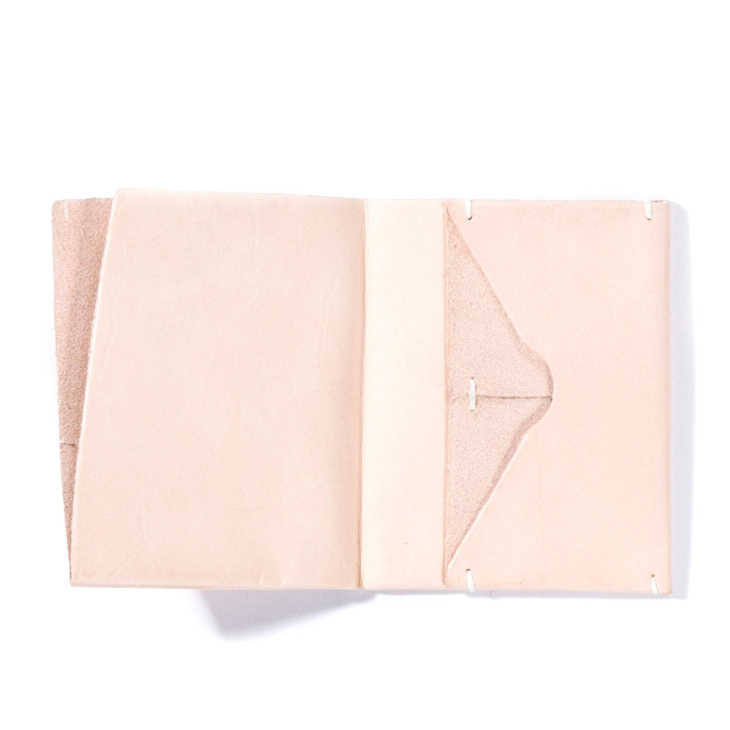 STAY MADE VEG TAN BIFOLD WALLET NATURAL
