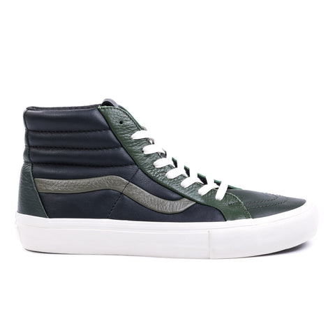 VAULT BY VANS SK8-HI REISSUE ST LX MULTI GREEN