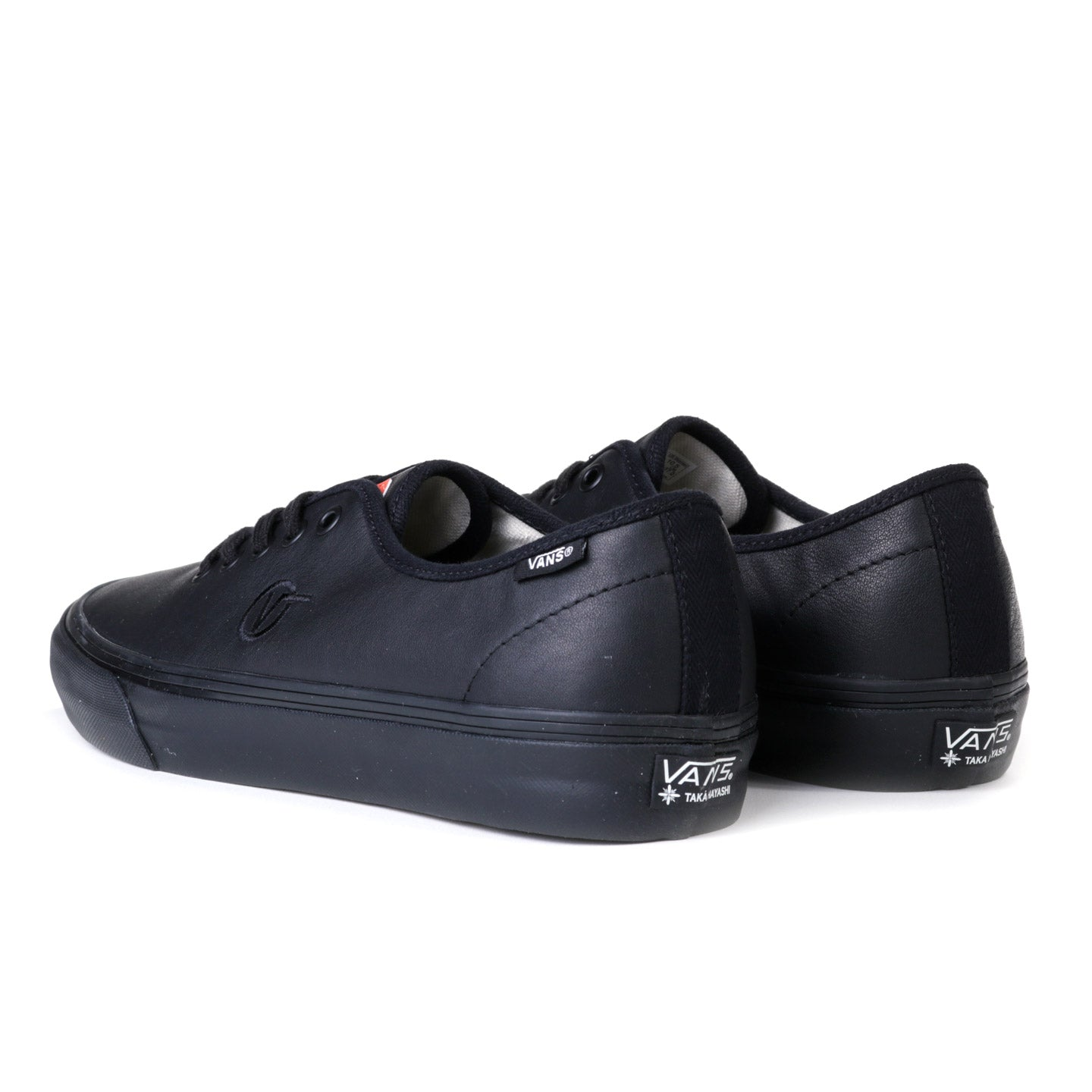VAULT BY VANS TH AUTHENTIC ONE PIECE LX BLACK / BLACK