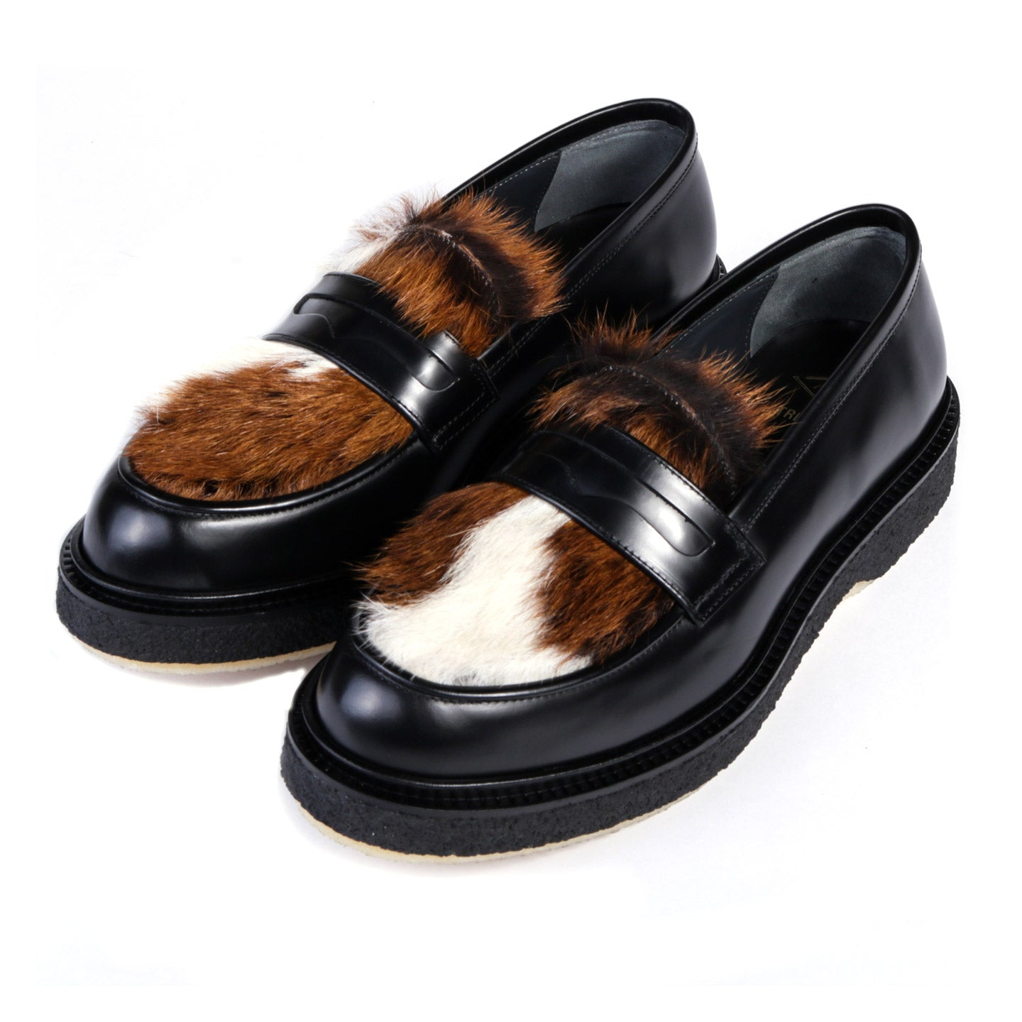 TRES BIEN ADIEU TYPE 5 LOAFER BROWN / BLACK