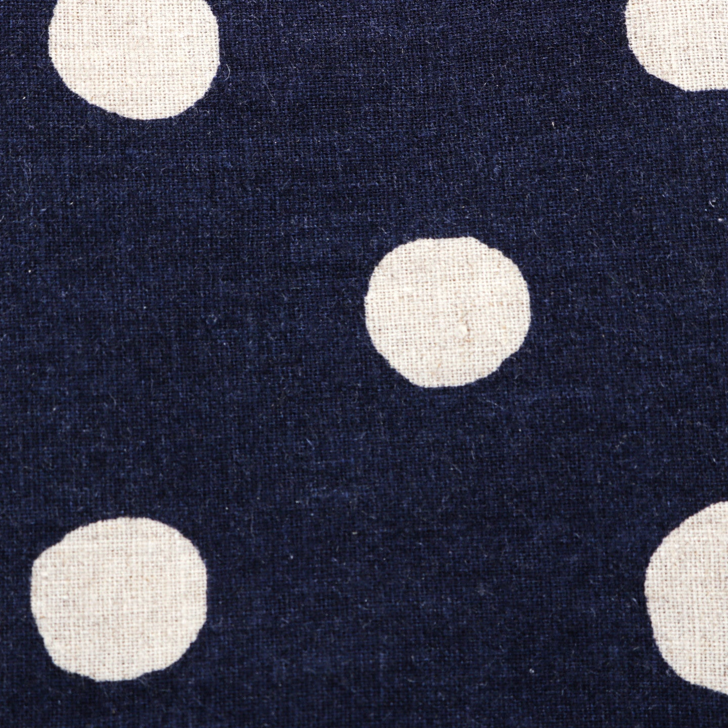 THE HILL-SIDE POCKET SQUARE BIG DOTS