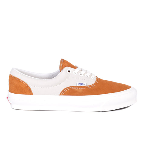 VAULT BY VANS OG ERA LX PUMPKIN SPICE / ANTIQUE WHITE