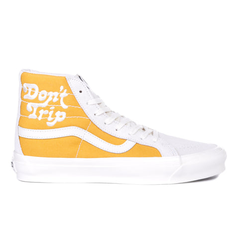 VAULT BY VANS OG SK8-HI LX FREE & EASY MANGO MOJITO / MARSHMALLOW