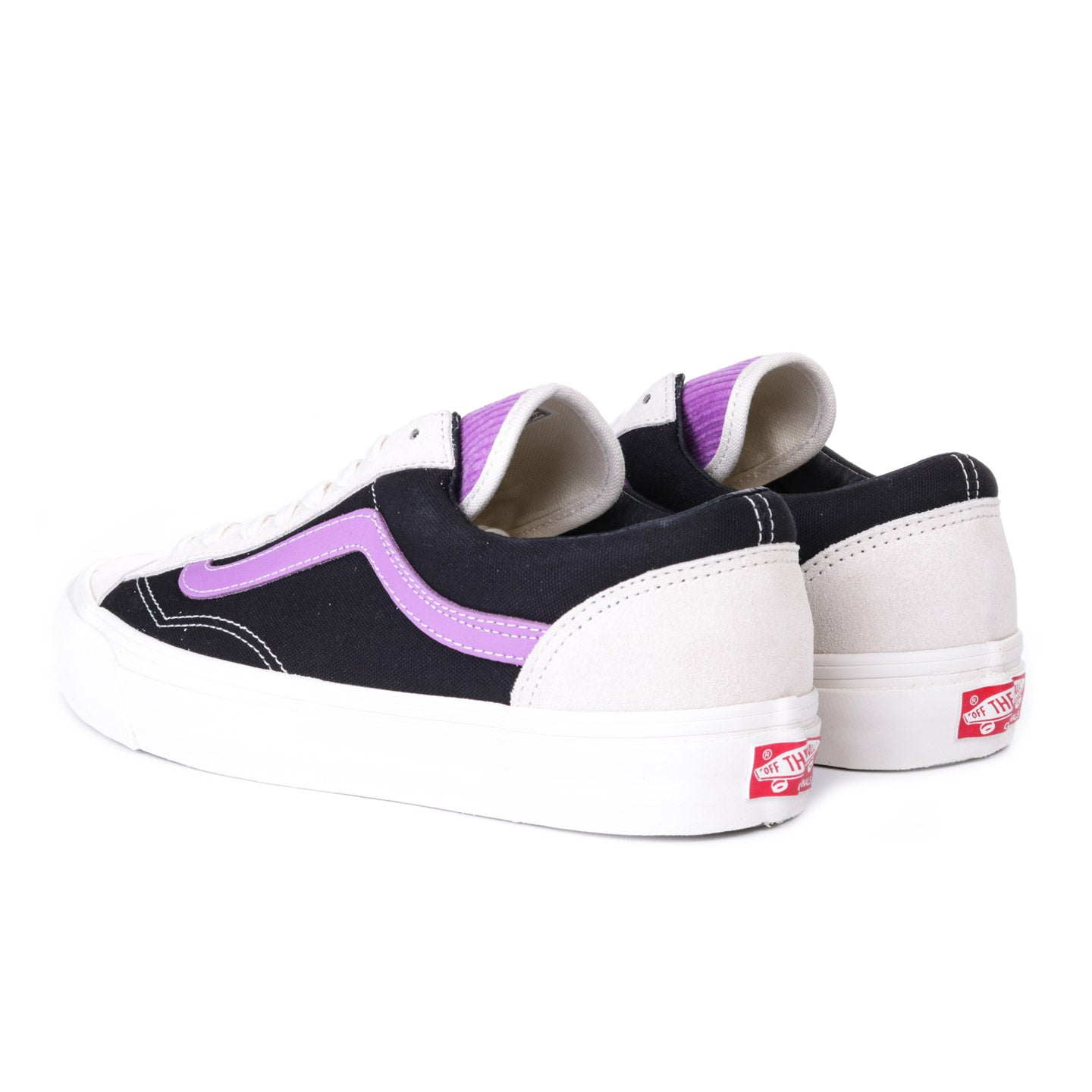 VAULT BY VANS OG STYLE 36 LX WHITECAP GRAY / ORCHID