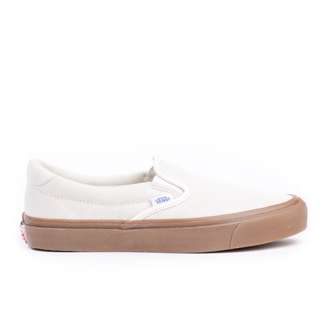 VAULT BY VANS OG SLIP-ON 59 LX SUGAR SWIZZLE / GUM
