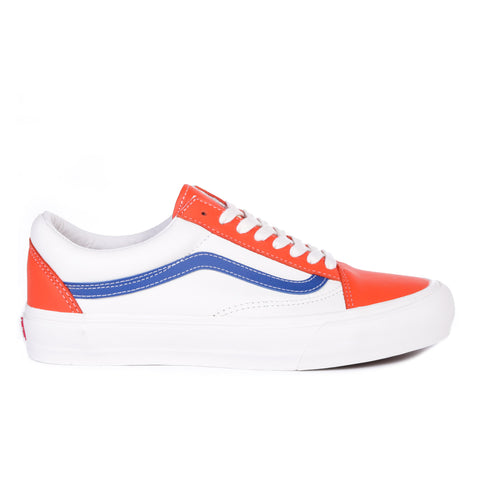 VAULT BY VANS OLD SKOOL VLT LX FLAME / TRUE BLUE