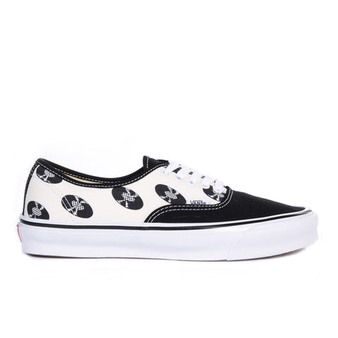 VAULT BY VANS OG AUTHENTIC LX WACKO MARIA CLASSIC WHITE / RECORDS