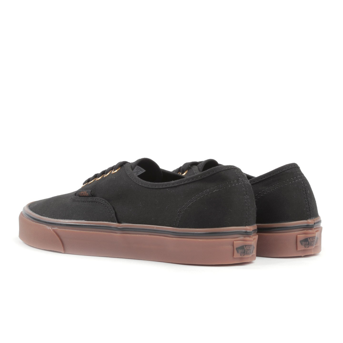 VANS AUTHENTIC BLACK / GUM