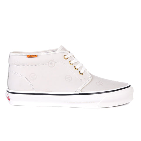 VAULT BY VANS LQQK STUDIO OG CHUKKA BOOT LX CREAM