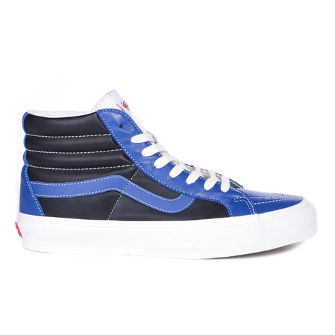 VAULT BY VANS SK8-HI REISSUE VLT LX TRUE BLUE / BLACK