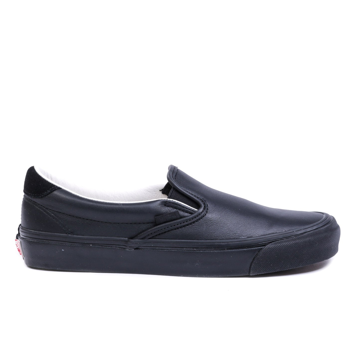VAULT BY VANS OG SLIP-ON 59 LX BLACK / BLACK